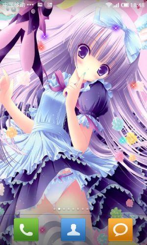 动漫美女萝莉 韩国第一美女yurisa变身舰娘