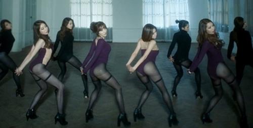 4l女团成员 韩国4L女团(4Ladies)最新性感内衣写真 勇敢挑战19禁